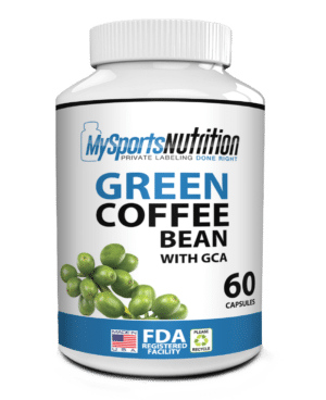 Private Label Green Coffee Bean With Gca Weight Loss My Sports