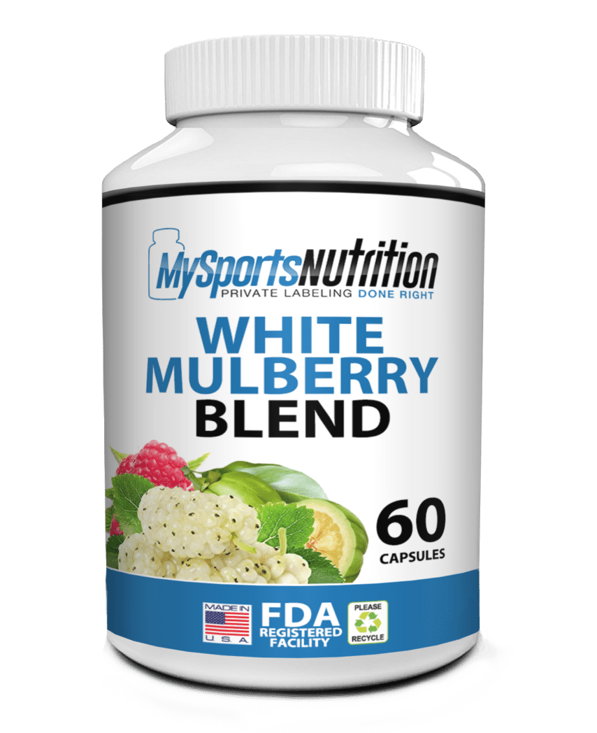 Private Label White Mulberry Leaf Blend