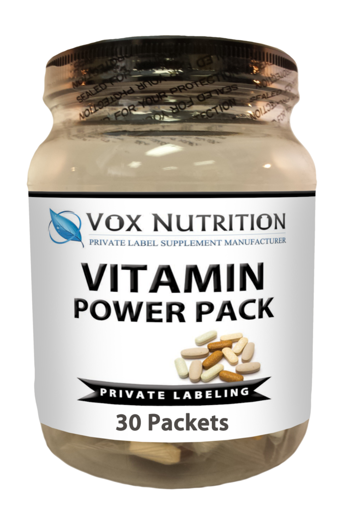 Private Label Supplement - Ultra Vita Pack - My Sports Nutrition